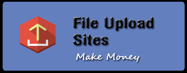 earn money uploading files
