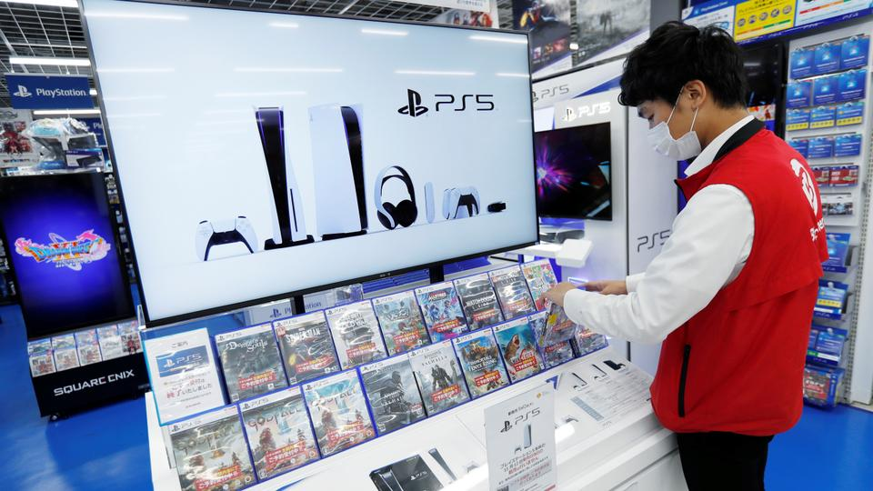 Sony playstation 5 retailers